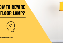 Photo of How to rewire a floor lamp?