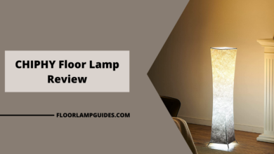 Photo of CHIPHY Floor Lamp review (Updated 2021)