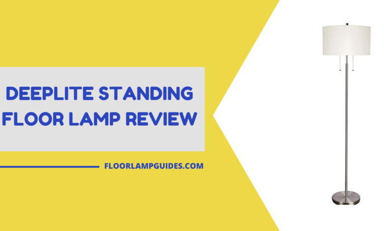 DEEPLITE standing Floor Lamp Review