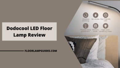 Photo of Dodocool LED Floor Lamp Review (Updated 2021)