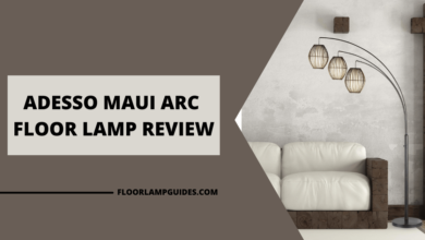 Photo of Adesso Maui Arc Floor Lamp Review (Updated 2021)