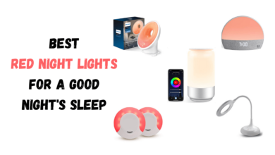 Photo of The 5 Best Red Night Lights For A Good Night's Sleep (2021)